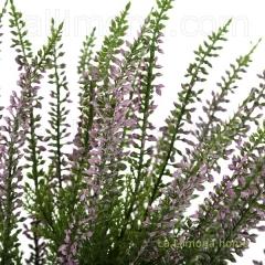 Plantas artificiales con flores. planta flores erica artificial 30 2 - la llimona home