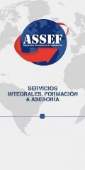 Assef, seguridad, formaci�n y servicios integrales