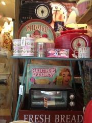 Accesorios cocina y muebles vintage