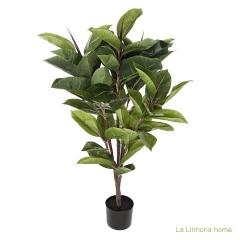 Plantas artificiales. planta ficus artificial benjamin 92 - la llimona home