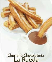 Churros y Chocolate