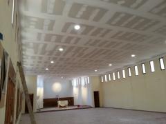 Grandes techos continuos