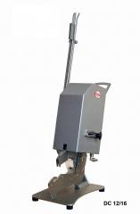 Clipadora simple clip autom�tica mod. dc-12/16