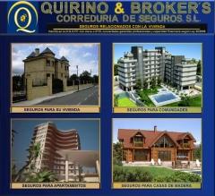 Quirino & brokers  tenemos todos los productos relacionados con la vivienda, casas, chalets, etc