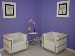 Sala de espera fisiostyle