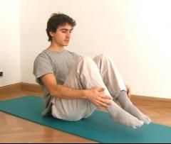 Pilates en colchonetas