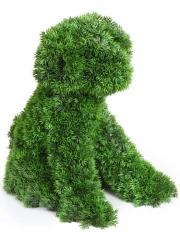 Seto topiary perro Puppy Oasis Decor