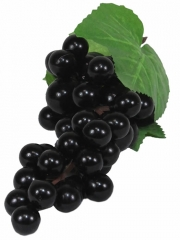Racimo uvas artificiales pequeño Oasis Decor