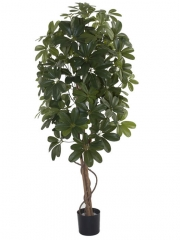 Planta artificial schefflera baby Oasis Decor
