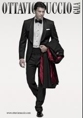 Etiqueta roja- l�nea gentleman ongala