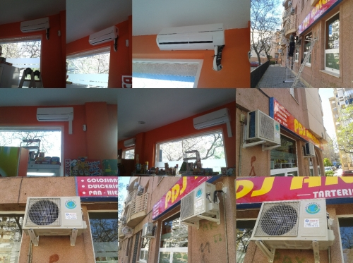 montaje y reparacion aire acondicionado huelva, servicio tecnico