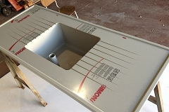 Fregadero de polipropileno para la industria qu�mica