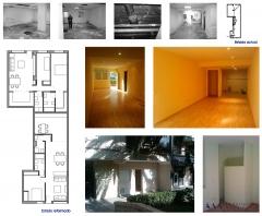Arquitectos madrid 2.0 - proyecto de convertir local comercial en vivienda - madrid
