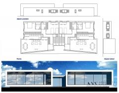 Arquitectos madrid 2.0 - proyecto de vivienda unifamiliar