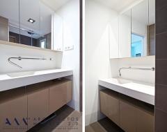 Reforma de vivienda en madrid - arquitectos madrid 2.0 - proyectos y reformas de baños de diseño