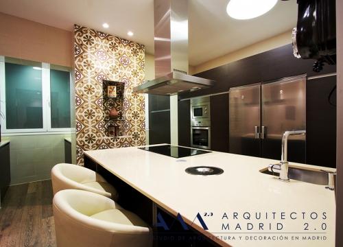 Reformas de Cocinas en Madrid - Especialistas en dise�os de mobiliario de Cocina en Madrid