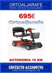 Scooter electricos 4 ruedas