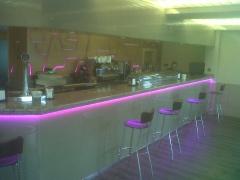 Cafeter�a hotel buenos aires en burgos