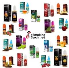 Liquidos para cigarrillo marcas