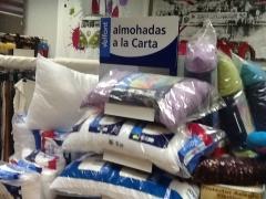 Almohadas velfont alta calidad, diversos modelos