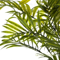 Plantas artificiales. planta areca artificial mini 45 2 - la llimona home