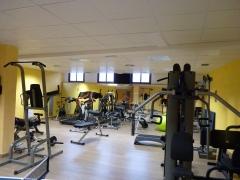 Gimnasio o sala fitness