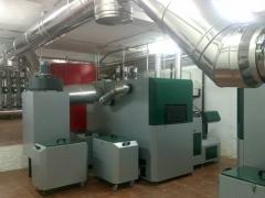 Sala de calderas 1.000 kw salamanca