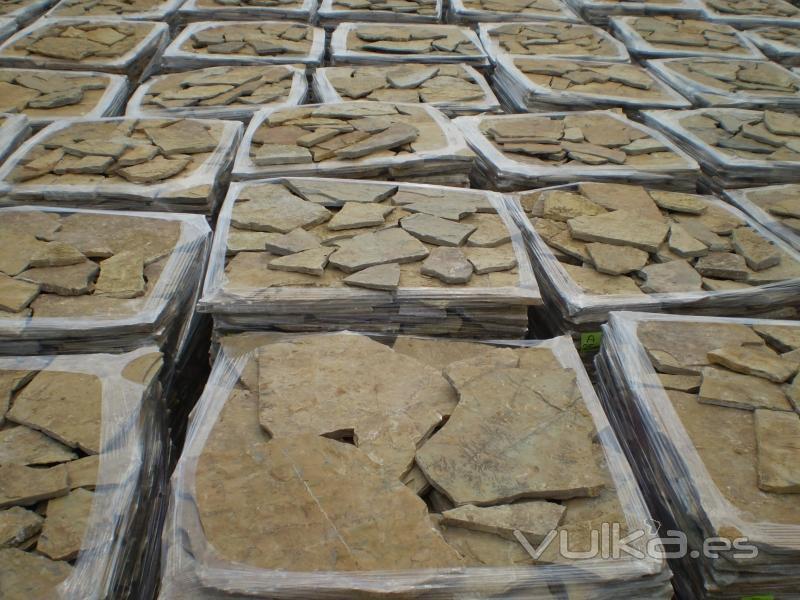 Tipos de piedra caliza para fachadas