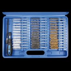 Juego 38 piezas surtidas de cepillos
