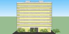Torre helix 005. edificio de oficinas.