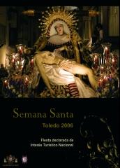 Cartel semana santa 2006 toledo-dise�o
