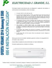 Promoci�n aire acondicionado verano 2014