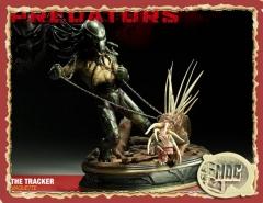 Estatua Colección  Predator Tracker Sideshow