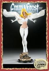 Figura Colección Emma Frost Premium Format Sideshow