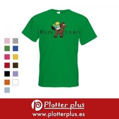 Camiseta ralph lauren, disponible en plotterplus y en nuestra tienda online.