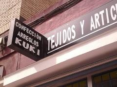 ARREGLOS, TELAS DE VESTIR (PUNTO, LICRA, ETC.) RETALES.