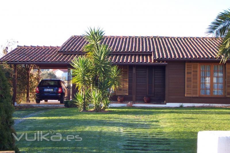 Casa nativa zaragoza - Casas de madera zaragoza ...
