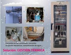 Cómo afecta los cambios de temperatura en el comportamiento de los equipos eléctricos o electrónicos