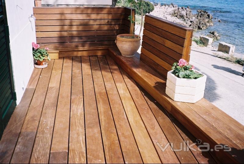Foto detalle pavimento de exterior for Pavimentos de exterior