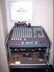 Instalacion Audio visuales salon de actos CSIC-Murcia