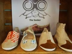 Colecci�n zapatos the seeker en zap zap