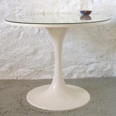 Babia bazar vintage :: mesa de comedor vintage pie tulip de 1970 :: www.babia.info