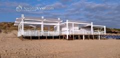 Duna beach club - chiclana. hotel meli� by www.navarrolivier.com