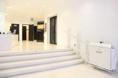 Escuela Universitaria de Artes y Espectáculos TAI - Entrada