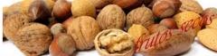 Gran gama de frutos secos