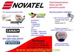 Information about novatel