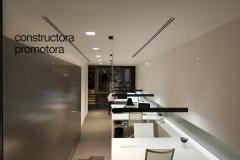 Oficina corporativa Constructora Los Campos