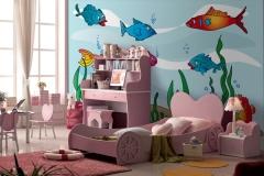 Fotomural Dormitorio Infantil