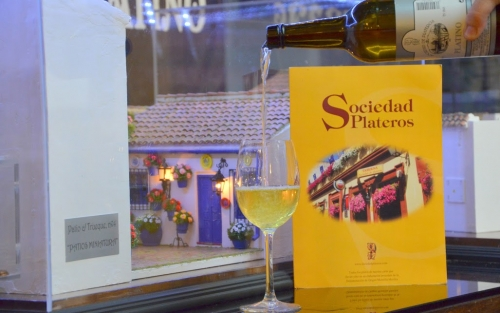 Restaurante con bodega en Cordoba Sociedad Plateros María Auxiliadora para disfrutar una buenas tapa