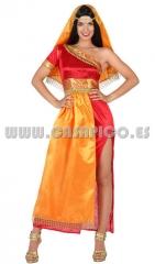 Disfraz hind� para mujer